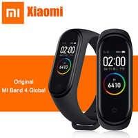 Xiaomi Mi Band 4 Smart Bracelet Global Version Smartwatch AMOLED 3 Color Screen Heart Rate Monitor Bluetooth 5.0 Smart Wristband