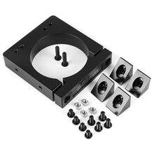 Комплект для монтажа маршрутизатора с ЧПУ диаметром 65 мм, комплект для монтажа шпинделя алюминиевого фрезерного станка для Workbee OX CNC Makita RT ...