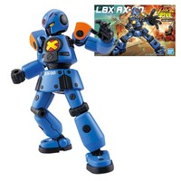 Original BANDAI WARS LBX 000 AX 00 Assemble Model Figurals Brinquedos With Box