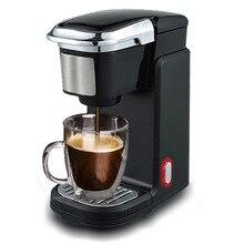 Capsule Espresso Coffee-Machine Cafetera Portable Hot 220V Tea AC-507K Multifunctional-Powder