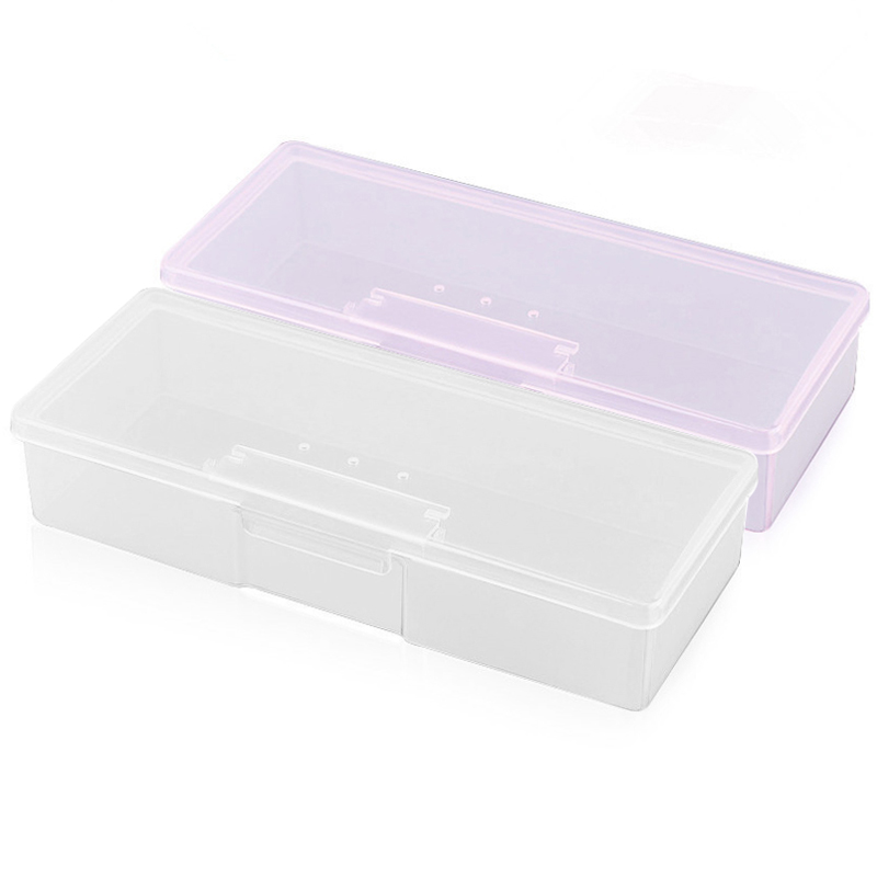 Manicure Manicure Special Tool Box Nail Pen Skin Care Gadget Storage Box Small Storage Box Toolbox Finishing Artifact