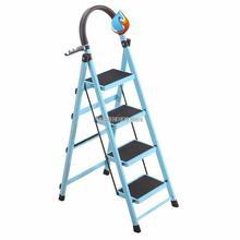 Shelf Ladder Horse-Chair Stair Indoor And Herringbone Thickened Dual-Purpose Family New-Style