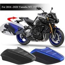 Housse de siège arrière Solo pour moto, capot de passager, pour Yamaha MT10 FZ10 MT FZ 10 2016, 2017, 2018, 2019, 2020, 2021, MT-10