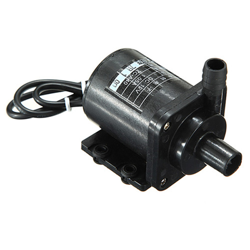 High Efficiency DC <font><b>12V</b></font> Micro Brushless Magnetic <font><b>Submersible</b></font> <font><b>Water</b></font> <font><b>Pump</b></font> High Solar Fountain Gardening Tool Aquarium <font><b>Pumps</b></font> image
