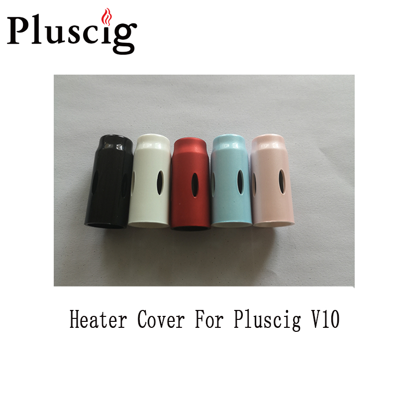 Heat Top Cap Heater Cover Cartridges Holder Accessories For Pluscig V10(3pcs)