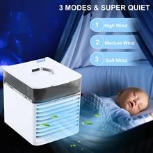Fan Air-Cooling-Fan Desktop Portable Small USB Mini for Office-Room Sale Crystal