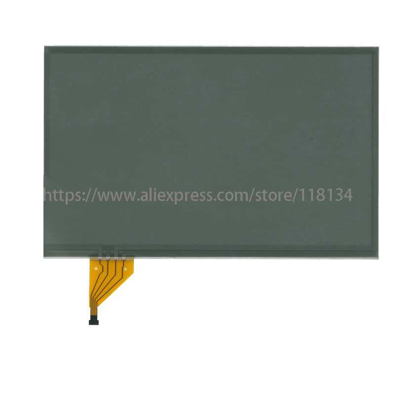 LTA070B511F  LTA070B510F LTA070B512F LTA070B511F LTA070B513F Touch Screen Glass Panel Digitizer For Lexus IS250 IS300 IS350