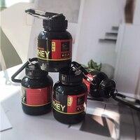 Portable Protein Powder Container Milk Powder Food Container Storage Feeding Box Pillbox Multifunction Musculation Travel Bottle|Storage Bottles & Jars| |  -