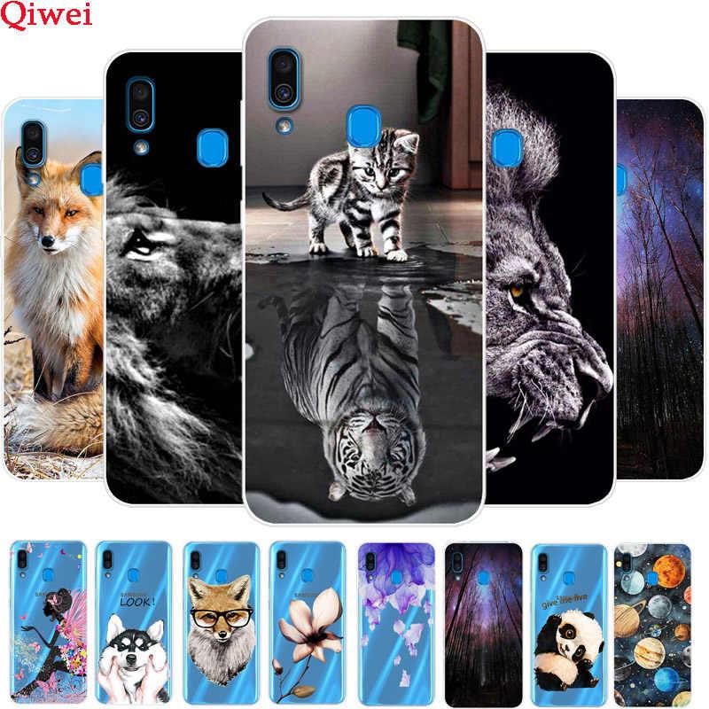 2019 Fashion Soft TPU Cover For Samsung Galaxy A50 Case Silicone Print Back Cover For Samsung A10 A20 A30 A 30 A50 50 Phone Case