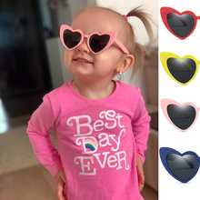 Polarized Sunglasses Children UV400 Cartoon Girls Gafas-De-Sol Anti-Ultraviolet Personality