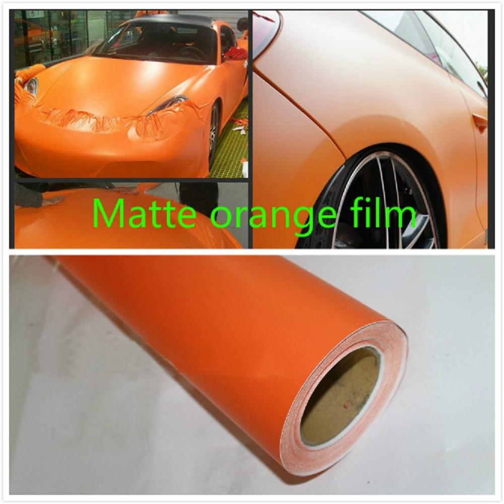 Film étanche autocollant sous-orange papier | 100mm x 1520mm, protection de surface en plastique, film anti-poussière pour meubles