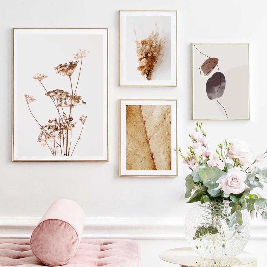 Купить горный цветок лист багги для езды по художественная стена с