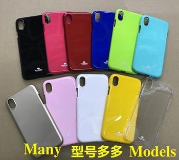 Korea Goospery Mercury glitter soft jelly case shell for iphone 11pro max Samsung note10 plus huawei mi htc sony phone tpu cover