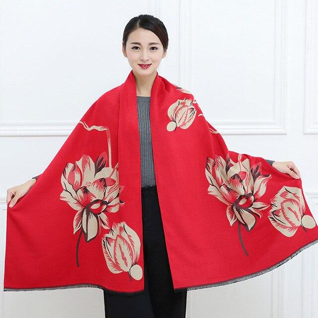 2019-New-Shawl-Women-s-Thickening-Warm-Pashmina-Cashmere-Scarf-Autumn-winter-Oversize-Soft-scarf-Shawl (29)