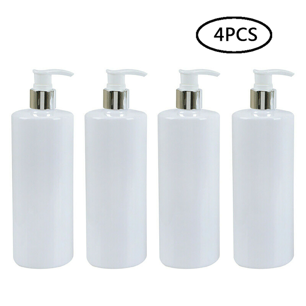 500ml Split Bottle Soap Dispenser Cosmetics Bottles Bathroom Sanitizer Shampoo Shower Gel Lotion Container Empty Travel Bottle