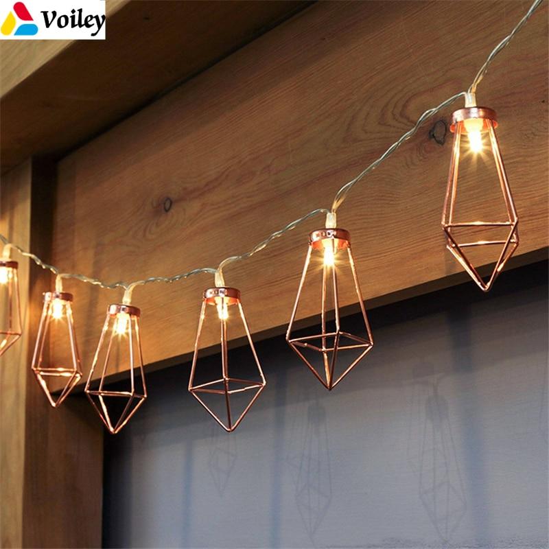 10 20 LEDs String Light Christmas Decor For Home Hanging Garland Christmas Tree Decor Ornament 2019 Navidad Xmas Gift New Year,Q