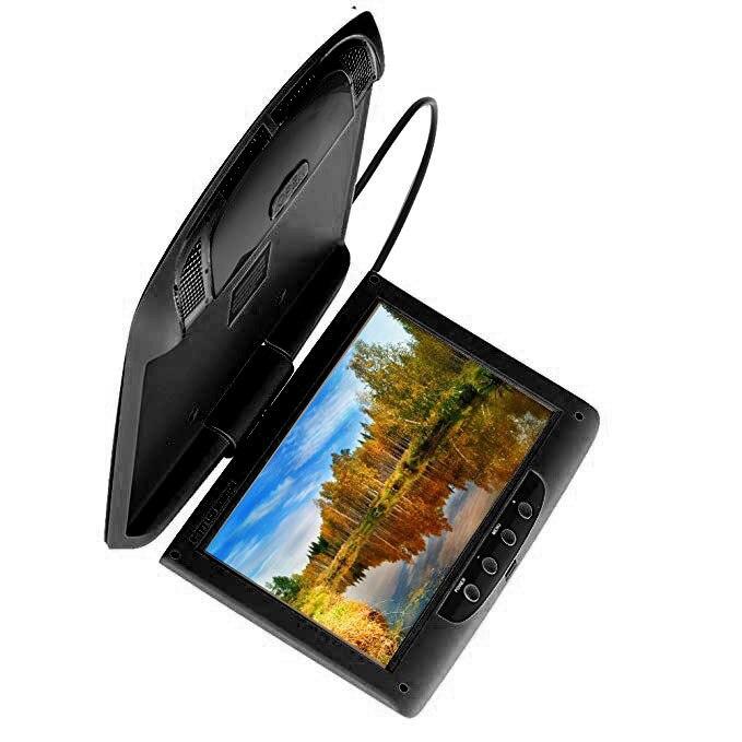 9 дюймов Автомобильный Hd цифровой ЖК-дисплей на крыше цветной ЖК-дисплей флип-экран потолочный дисплей