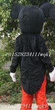Alta qualidade mouse mascote traje fantasia vestido terno dia das bruxas purim festa dos desenhos animados trajes perseguição