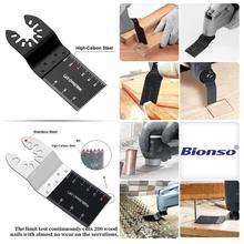 22PCS Oscillating Saw Blades Multifunctional Repair Tools For Wood Metal Plastic
