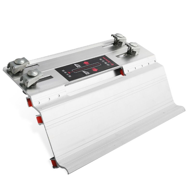 Chamfer Frame Miter Saw 45 Degree Cutting Machine Support Mount Ceramic Tile Cutter Seat For Pneumatic Electric Beveled Cutter