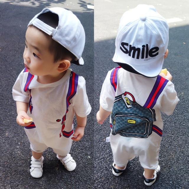 Baby Boy Onsie 2