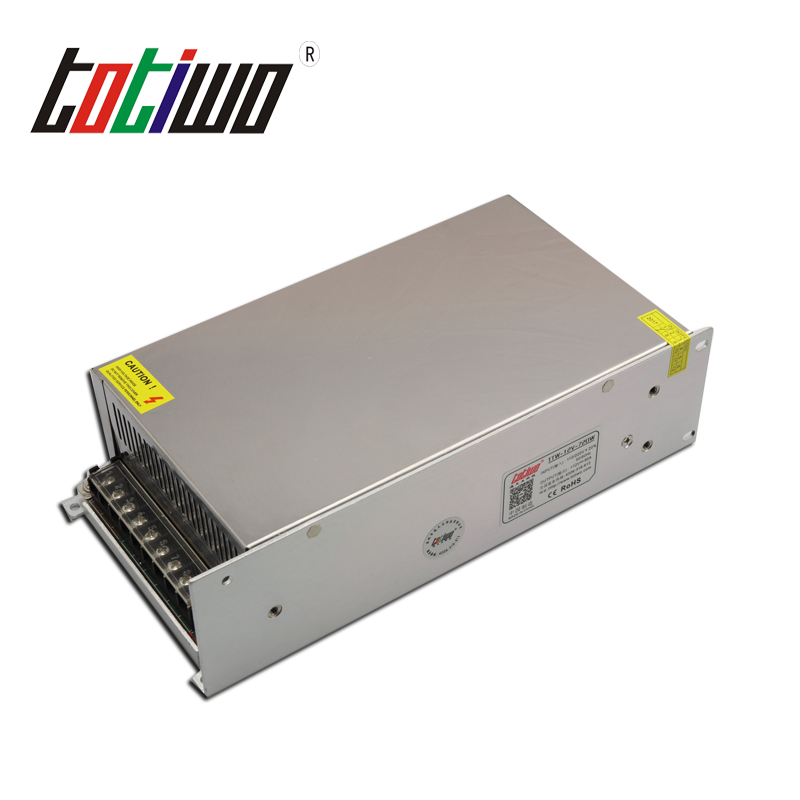 AC to DC 800W Industrial SMPS 12V 24V 36V 48V Switching Power Supply for 3D Printer CNC Motor