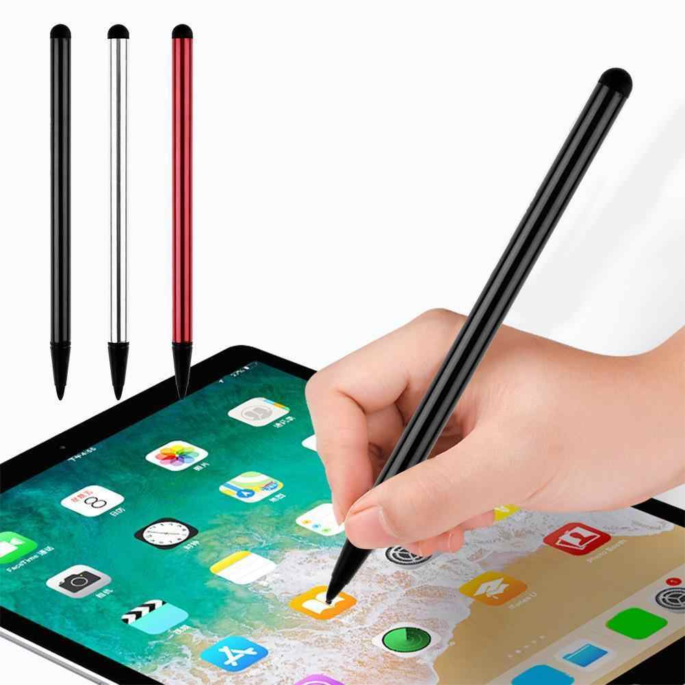 3Pcs Universal Voor Ipad Potlood Apple Pen Stylus Touch Pen Voor Apple Potlood 2 1Tablet Touch Screen Pen voor Android Iphone Ipad