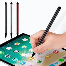 цена на 3Pcs Universal For iPad Pencil Apple Pen Stylus Touch Pen for Apple Pencil 2 1Tablet Touch Screen Pen for Android iPhone iPad