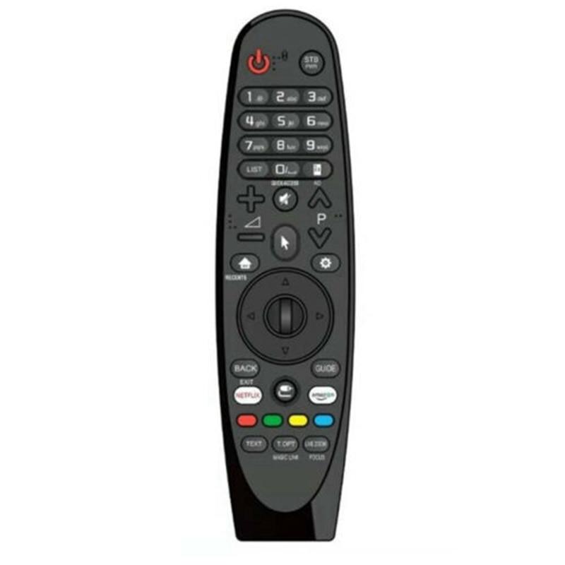 Control remoto AUE Magic AN-MR18BA AKB75375501 reemplazo para LG Smart TV Control remoto truco coche gesto inducción torsión todoterreno vehículo luz música Drift baile lado conducción RC juguete regalo para niños