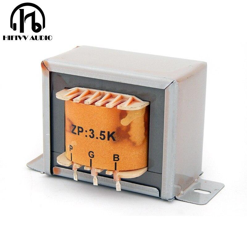 10W EI transformer for tube preamp 0-110V*2 To 0-6V 1A 0-200V 20mA