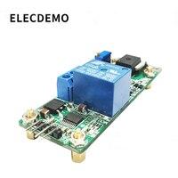ACS758 Modulo DC Modulo di Rilevamento di Corrente 0-50A Sala Sensore di Corrente Ad Alta Precisione Modulo 0.1A