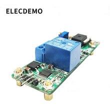 Acs758 DC current detection module 0 50a Hall current sensor module high precision 0.1A