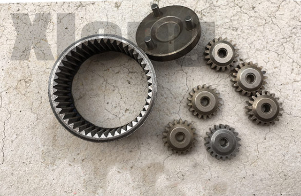 18 Teeth Single Speed Charging Drill 506 Single Speed Gear Set Planetary Gear Set Reduction Gear Set