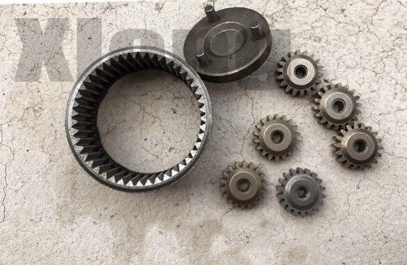 18 Teeth Single Speed Charging Drill 506 Single Speed Gear Set Planetary Gear Set Reduction Gear Set