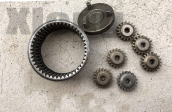 18 Teeth Single Speed Charging Drill 506 Single Speed Gear Set Planetary Gear Set Reduction Gear Set for sale 2015 freeshipping 1 2 ratio 2m 20t 40t 90 degree precision gear drive bevel gear 2m 20 teeth with40 teeth 2pcs set