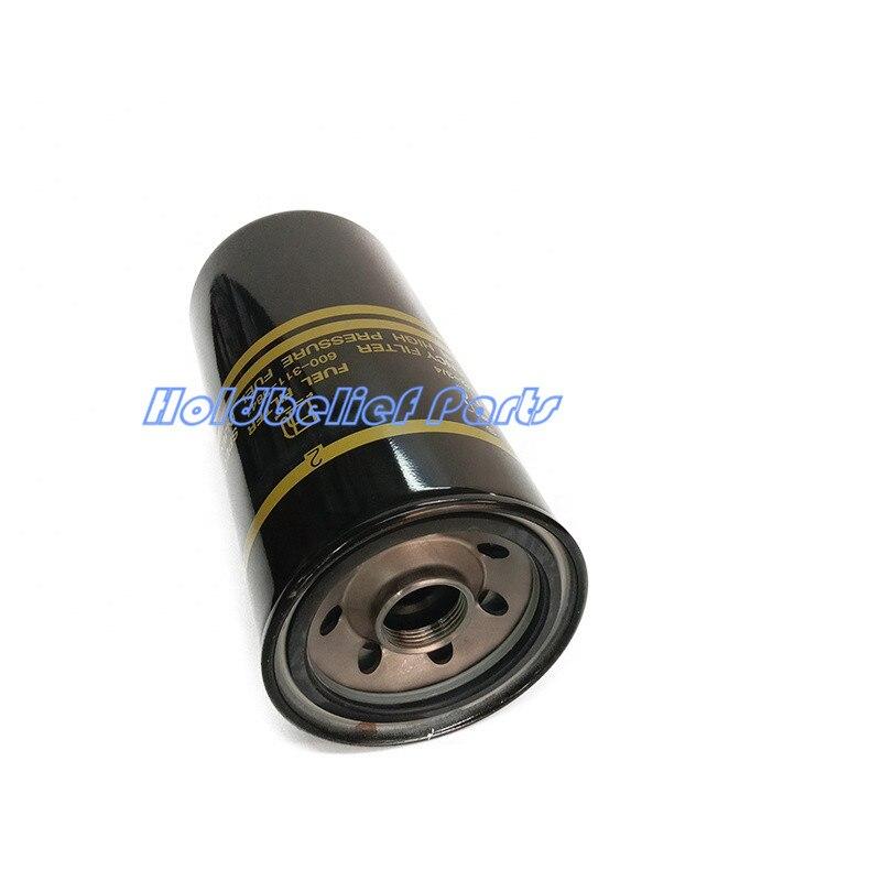Filtro hidráulico 600-319-3841 para excavadora Komatsu PC400 PC450 PC600 PC800 PC700 PC1250