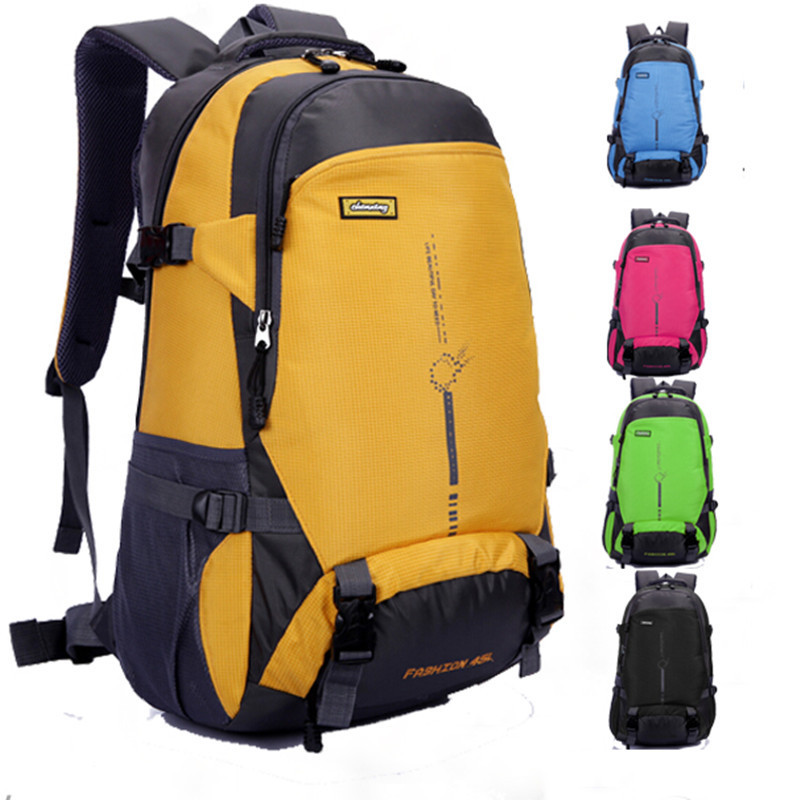 Outdoor Sports Backpack Mountaineering Bag Men And Women Backpack 45l25l