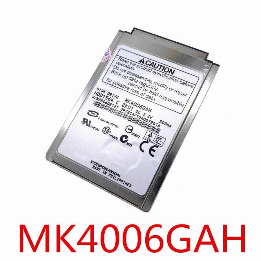 "NEW 1.8"" CF/PATA MK4006GAH 40GB 4200RPM Hard Drive replace MK8007GAH MK4006GAH MK6006GAH for laptop  |cf|drive|cf hard drive - title="
