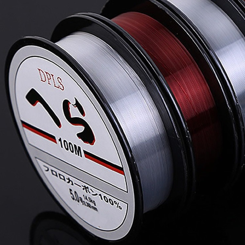 High Quality 100m Fishing Line Super Strong  Series 0.08-0.47mm 4-40LB Japan Monofilament Nylon Main Line Fishing Accessories