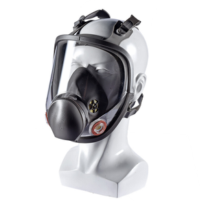 Image 3 - 6800 Type Industrial Painting Spraying Respirator Safety Work Filter Dust Proof Full Face Gas Mask Formaldehyde protection