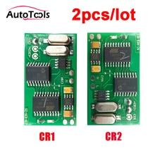 2 Stks/partij CR1/CR2 Auto Immo Emulator Voor Mb Auto Diagnose Tool Startonderbreker Emuleren