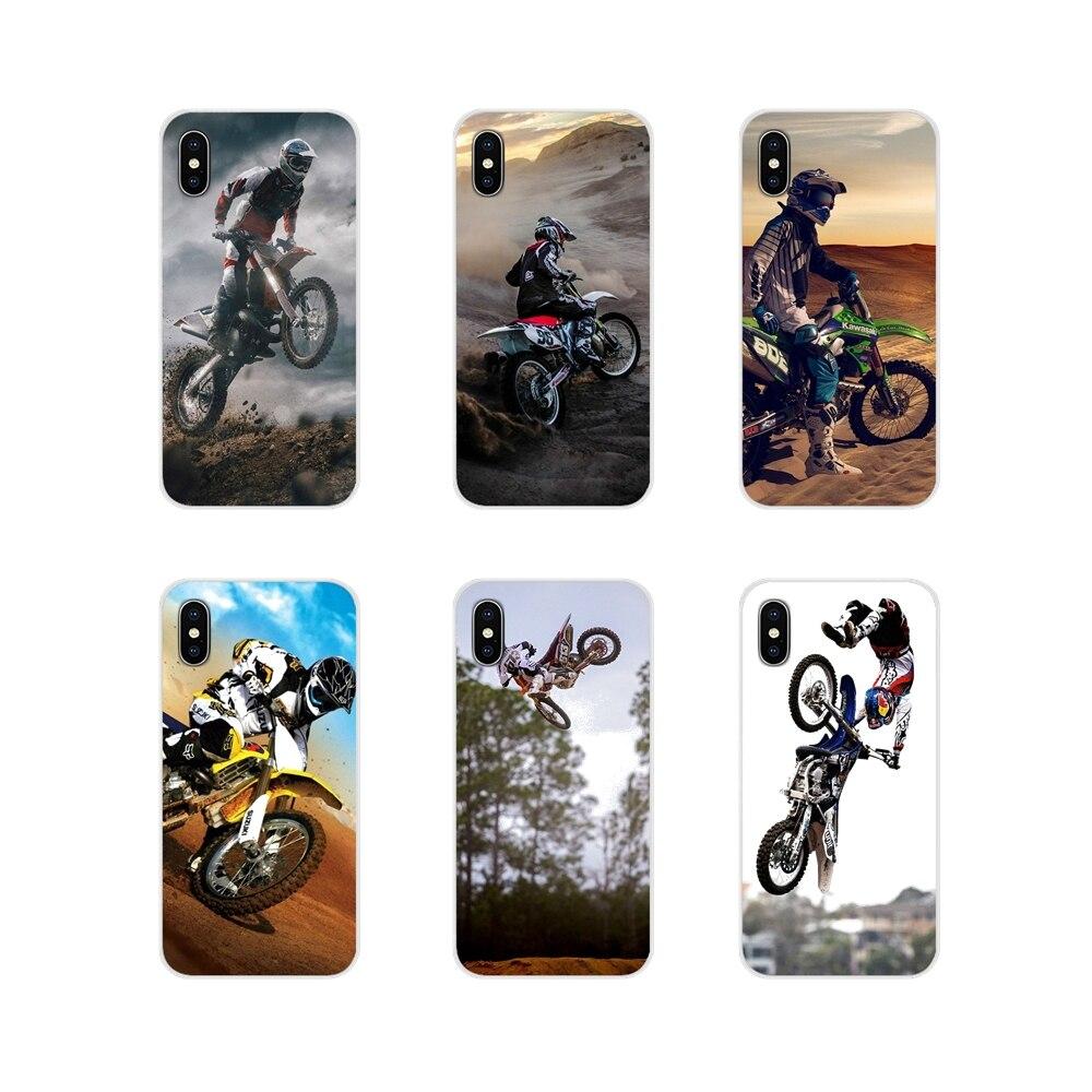 Freestyle Motocross Metal Mulisha para Huawei Mate Honor 4C 5C 5X6X7 7A 7C 8 9 10 cubierta transparente 8C 8X20 Lite Pro TPU