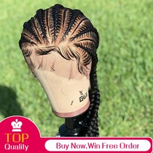 Perucas completas do cabelo humano do laço pre arrancadas dos nós descorados perucas 26 Polegada 150% perucas brasileiras do cabelo humano em linha reta perucas do cabelo para as mulheres