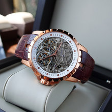 OBLVLO luksusowe zegarki automatyczne podwójne Tourbillon wojskowe zegarki mężczyźni Relogio Masculino RM-T tanie tanio 3Bar CN (pochodzenie) SPORT Jazda na rowerze Automatyczne self-wiatr Klamra 19cm STAINLESS STEEL 17mm Odporne na wodę OBL3606RSBB