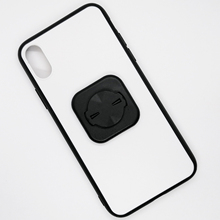 Cell Phone Case PC TPU Hard Case with Universal Adapter for SRAM GARMIN FOURIERS BRYTON GUB Bike Mount for iPhone 8 X 11 12