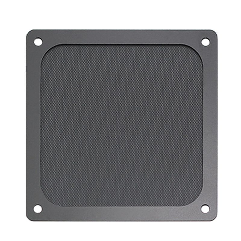 Magnetic Dust Filter Dustproof Mesh Cover Net Guard For PC Computer Case Fan 95AD