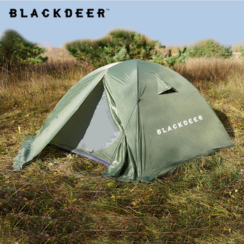 Blackdeer Archeos 3P Tent Backpacking Tent Outdoor Camping 4 Season Tent With Snow Skirt Double Layer Waterproof Hiking Trekking 1