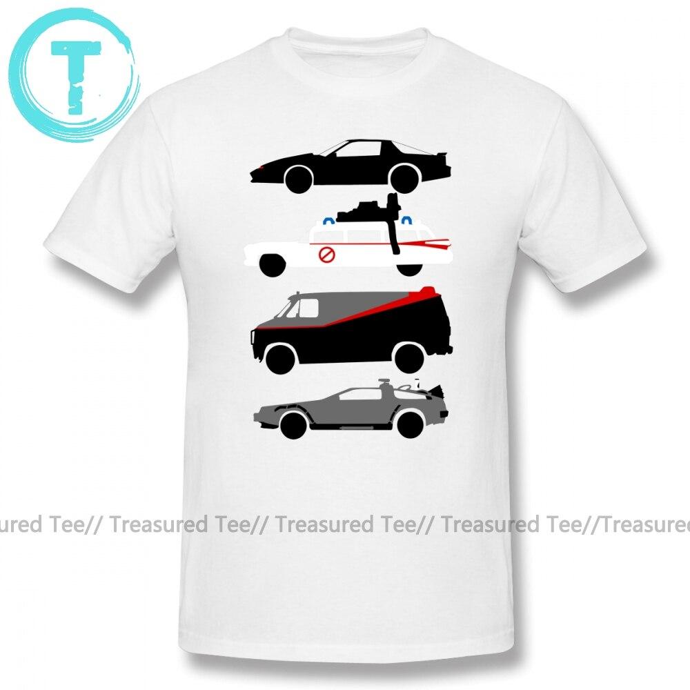 Knight Rider T Shirt The Car S The Star T-Shirt Men Classic Tee Shirt Printed Short Sleeves XXX 100 Cotton Funny Tshirt