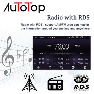 "Image 5 - AUTOTOP 7"" 2 Din Android 10.0 Multimedia Player for Outlander Lancer ASX 2012 2018 Car Radio Head Unit GPS Navigation Mirrorlink"