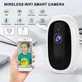 HD ночного видения беспроводной WiFi умный дом камера безопасности Видео детский монитор для собаки